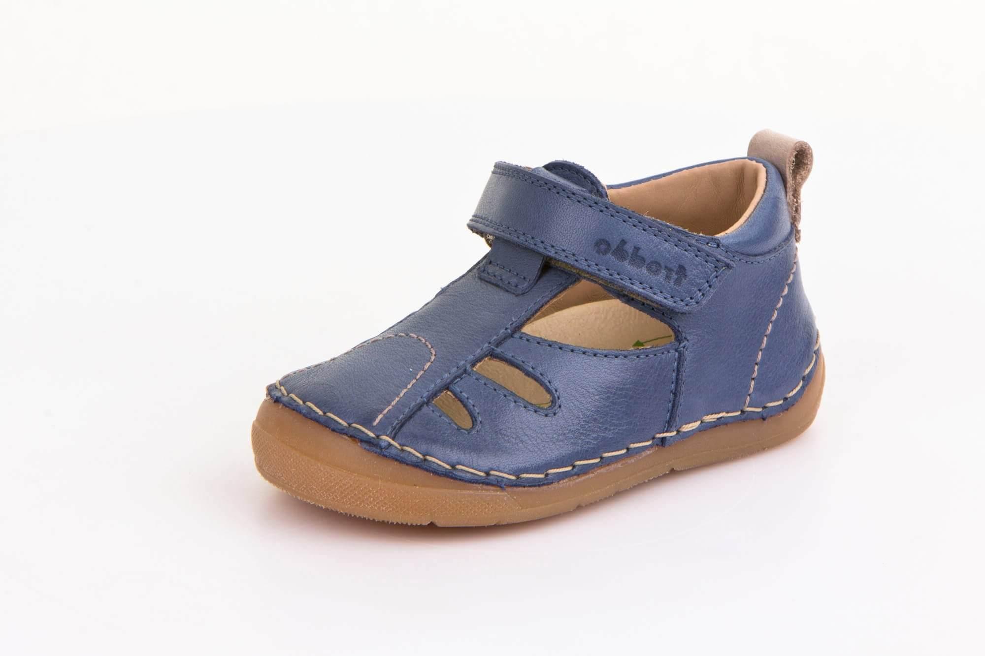 9a82562d85fb ... chlapca›Sandalky›Froddo Denim sandále. Zľava