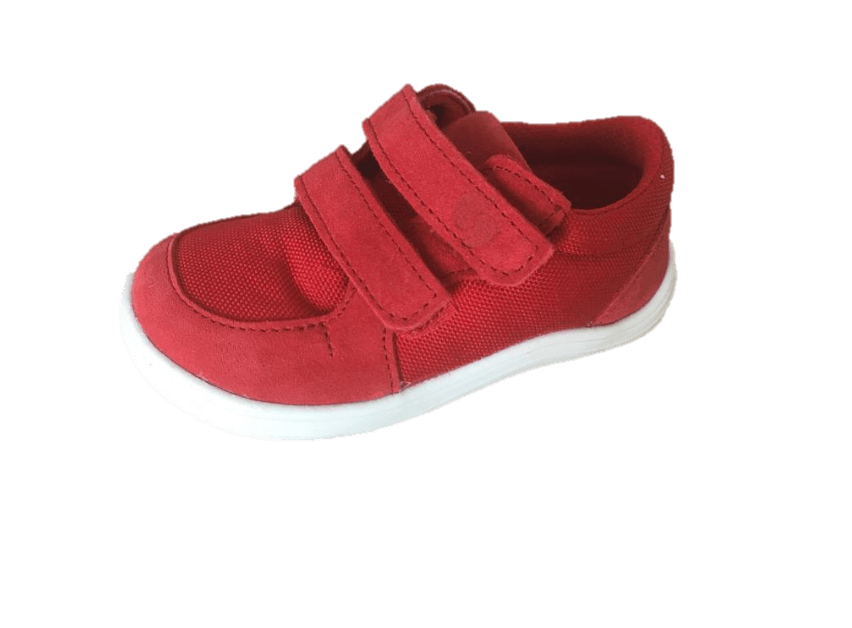 Baby Bare Febo Sneakers Red/White