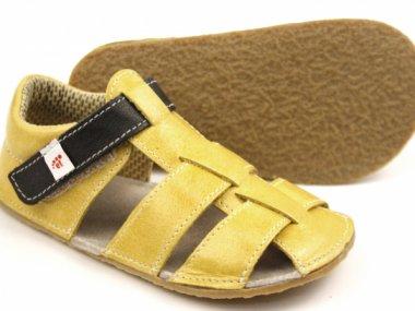 Ef barefoot žltá