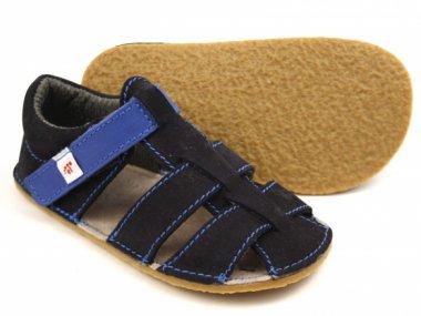 Ef barefoot tmavomodré