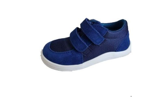 Baby Bare Sneakers Navy